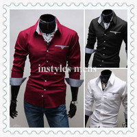 China supplier New mens dress shirt