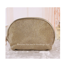 Bling bling bling leather makeup brush set cosmetic bag pouch