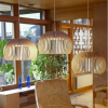 Fancy Wood Chandelier And Pendant Light