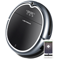 2D Map Navigation & Smart Memory Robot Vacuum Cleaner, Wifi APP Control Q8000 Robotic Vacuum Cleaner with Water Tank