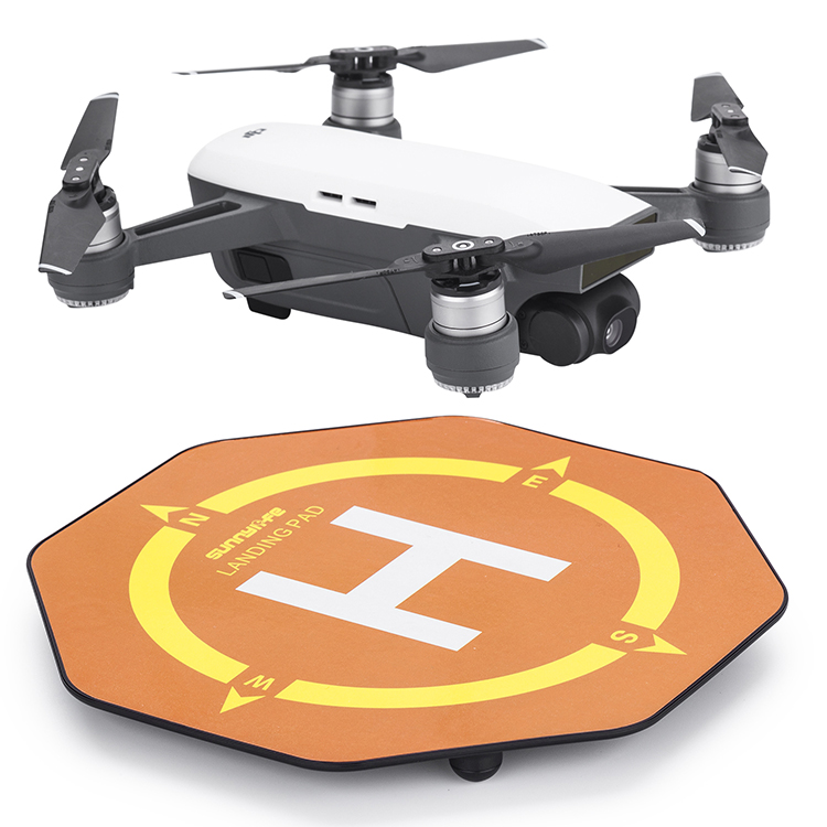 Protective Mini Landing Pad helipad for RC Drone DJI Spark