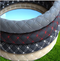 high quality and cheap car pvc steering wheel cover