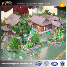 china supplier 3D rendering architectural design model for exhibition