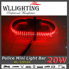 Red 240 LED Strobe Light Warning Emergency with two magnetic
