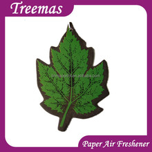 New arrival air hanging freshener christmas auto custom perfume card