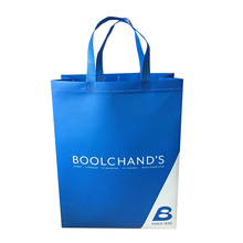 ultrasonic nonwoven sealing bag with customized logo