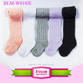 Stocking fashion baby girls 6M-4T warm boot socks baby knee high socks