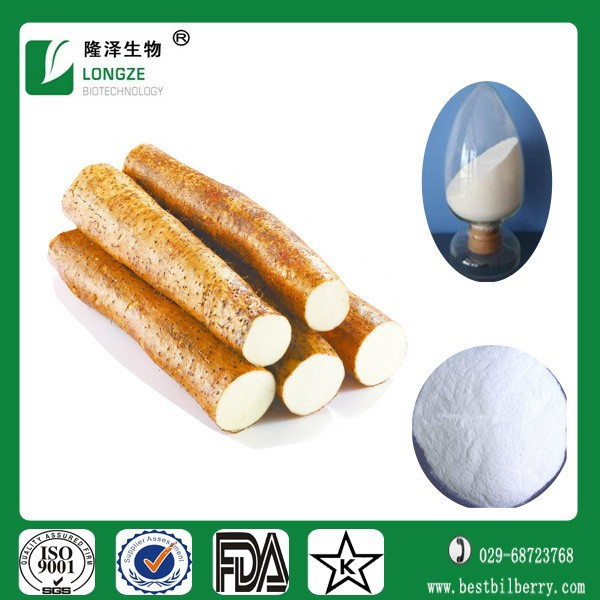 Chinese tradtional common use sexaul enhance edible Wild Yam extract powder for improving man's vigor.