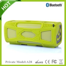 Best selected great sound quality 5W*2 speaker bluetooth 4.0 bluetooth portable speaker