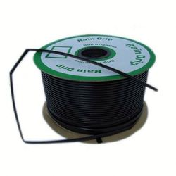 Drip irrigation tapes and kids for vegetables and green house