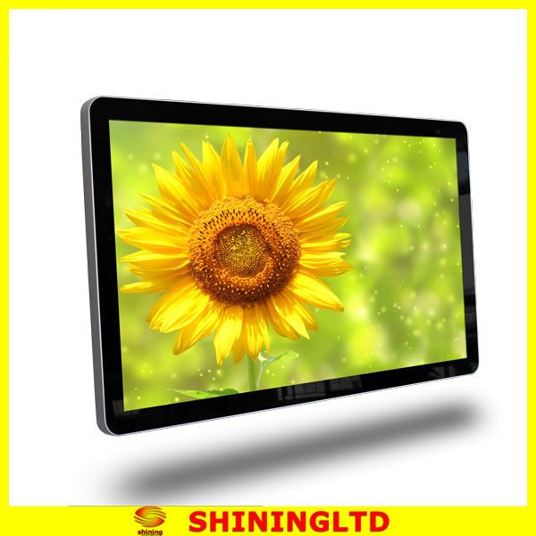 open frame LCD for advertising display