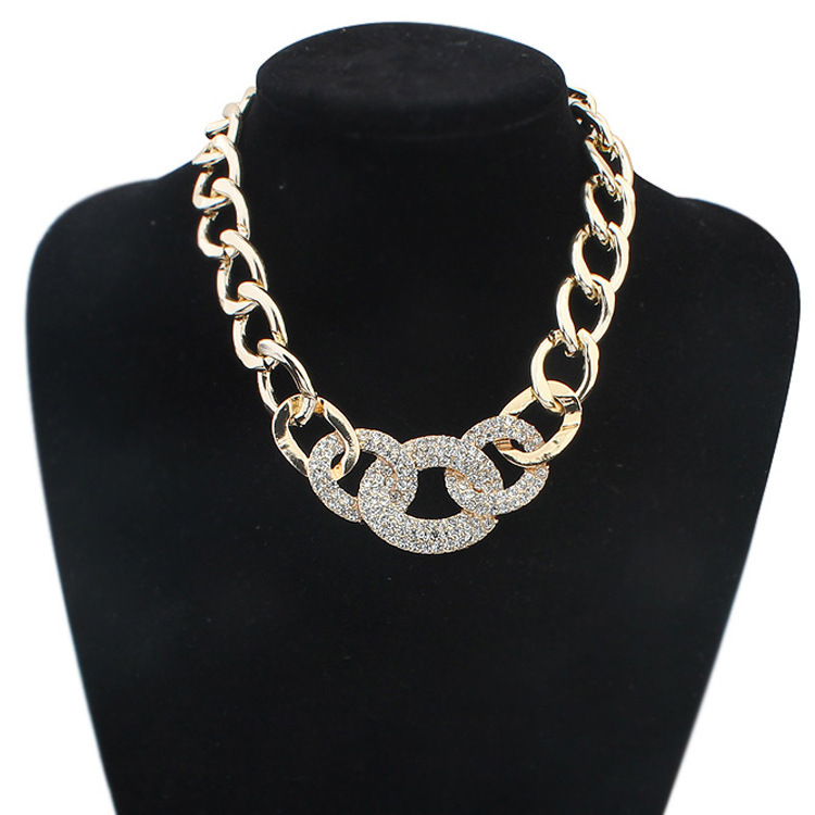 Hotsale stainless steel ball chain necklace,chain necklace in roll