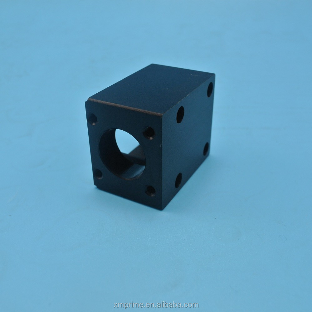 Customized CNC Machinery Parts and hard anodizing