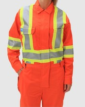 100% cotton disposable coverall
