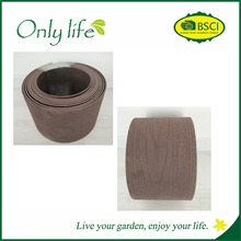 Onlylife Wooden Garden Border Edging