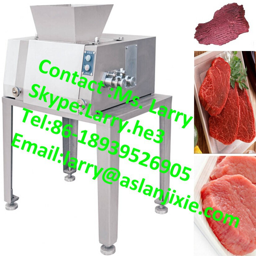 meat steak hamstring tenderizing machine/beef/pig/chicken meat tenderizing machine