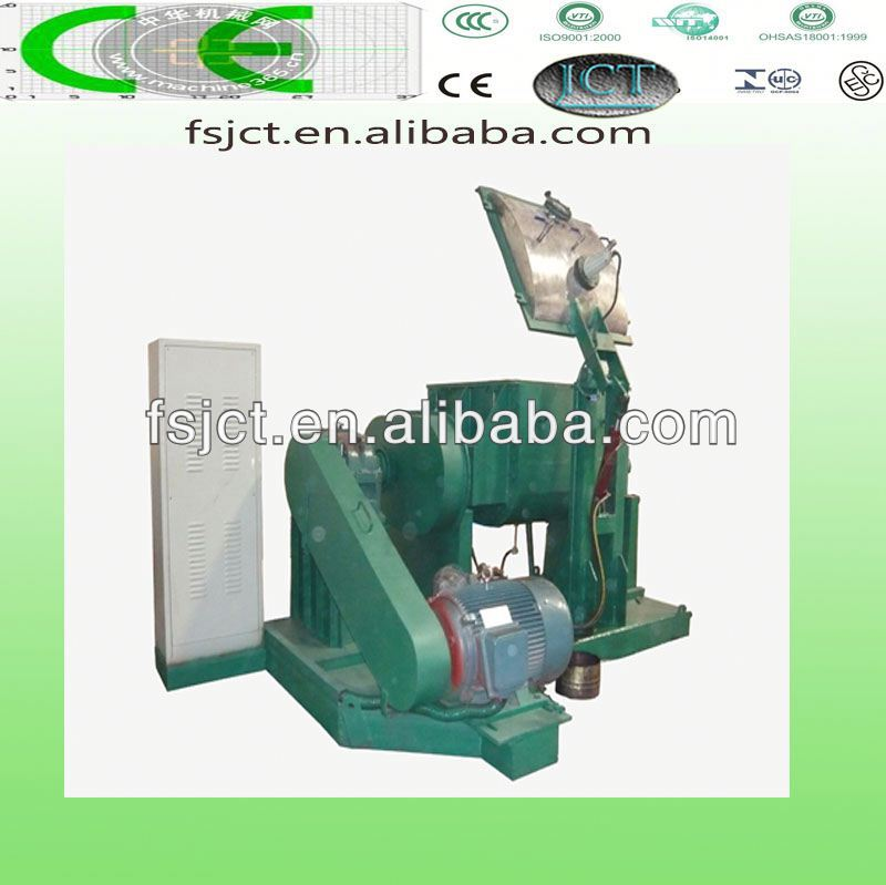 high quality and multi functional kneader making machine used for rubber heart model NHZ-500L