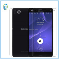 Factory Wholesale Price With Best Quality tempered glass screen protector for sony C4/Xperia S/L4