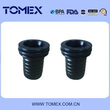 health pipe hot water plastic fittingd pex pipe inserts plastic cooler inserts
