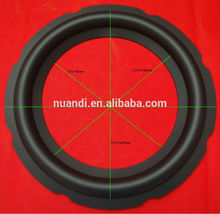 China Manufacturer Speaker Spare Parts, Horn Speaker Parts, Voice Coil, Rubber Edge