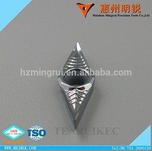 2015 ISO P20 /30/40 VCGT070204 tungsten carbide inserts and used tools and tungsten carbide drill for aluminium alloy,steel