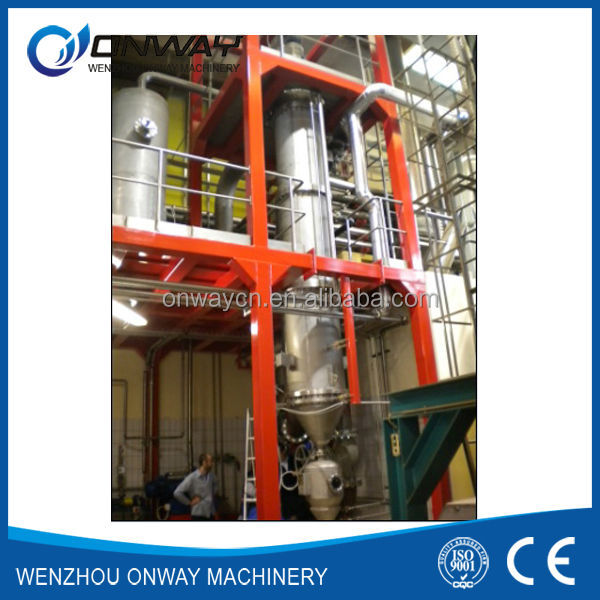 TFE high efficient used motor oil recycling plant