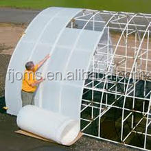 Anti-uv plastic hydroponic system greenhouse film for Russia