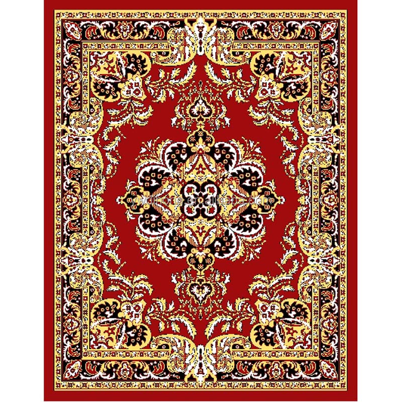 christmas chinese manufacturer traditional polyester rugs and carpets