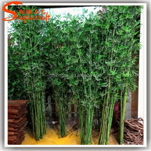 2.5m high Guanzghou cheap outdoor artificial bamboo tree bamboo plants for sale