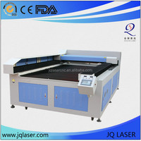 European routes 180w co2 laser cutting machine cut 30mm acrylic and 18mm wood