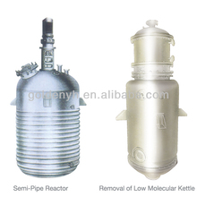Industrial resin reaction kettle/ tank for epoxy