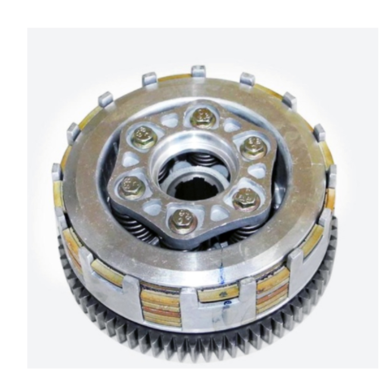 CB200 CLUTCH ASSY 5