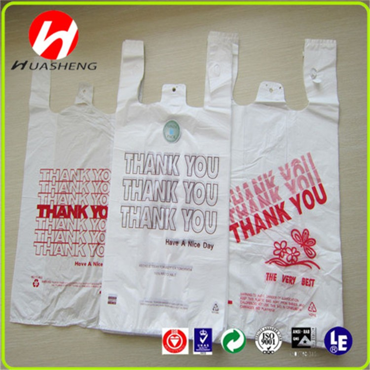 White Color And Por Font B Thank Jpg You Plastic Bag T Shirt21