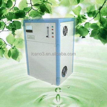 Ozone generator for water treatment