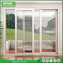 Aluminum Panel Sliding Window Horizontal Sliding Service Window Aluminum Glass Window Assembly
