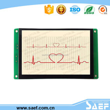 Factory Supplier wholesale TFT 4.3 inch lcd display with MiniUSB2.0(12Mbps) & SD card in picture downloading