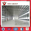 high quality steel structure building used car shed design workshop from China