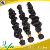 Unprcoessed virgin body wave hair extension wholesale weave in new york