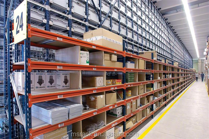 Hot selling warehouses quality metal storage mobile shelve for wholesales