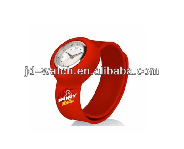 2011 new fashion slap watch hot