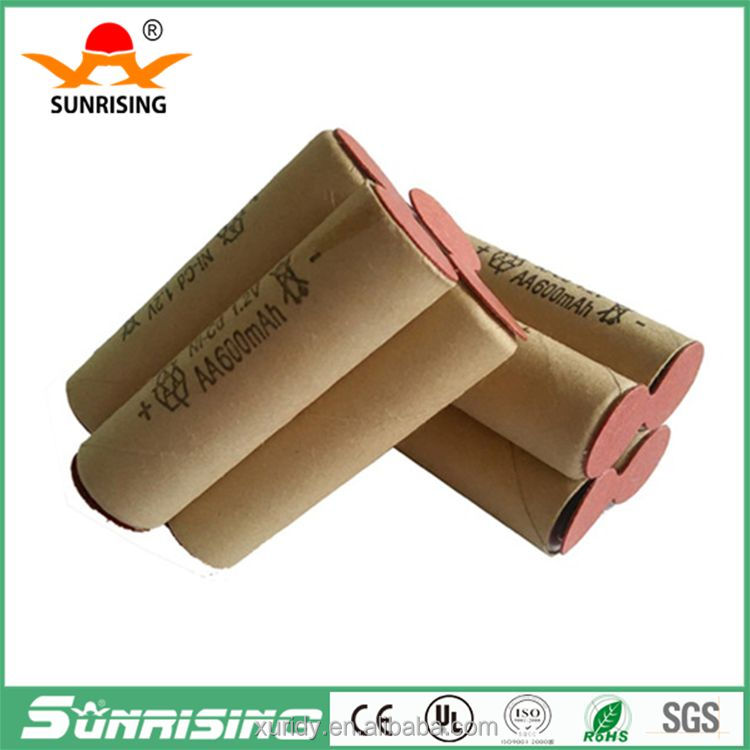 4.8V ni-cd aa rechargeable battery pack