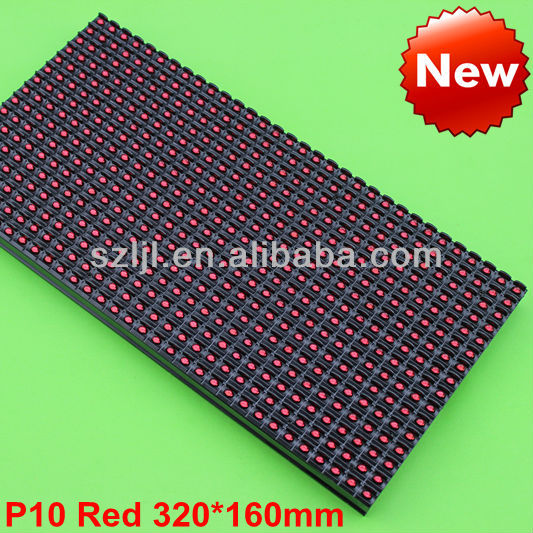 Shenzhen Red P10 LED Module Display Video xxx P10 Outdoor LED Display