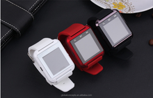 Smart Watch WristWatch U8 smartWatch for Smartphones IOS Apple iphone 4/4S/5/5C/5S Android Samsung S2/S3/S4/Note 2/Note 3 HTC