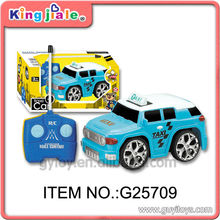 rc taxi toy car