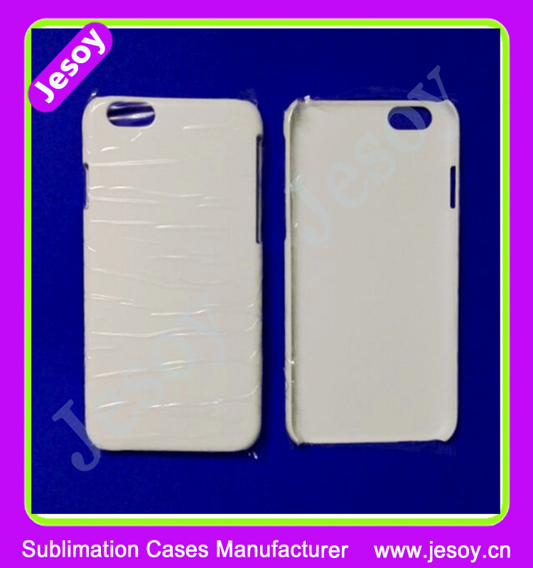 JESOY Good Quality 3D Sublimation Phone Case Blank for LG t385
