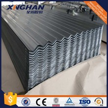 High Quality Galvanized Corrugated Metal Roofing Tile