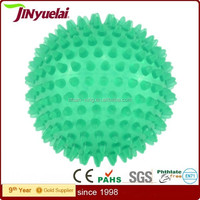 soft plastic massage ball