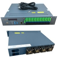 CATV Fiber Optical Signal Amplifier/EDFA for Telecommunication