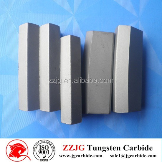 Stocks Available for YG15 K034 Cemented Carbide Chisel Tips