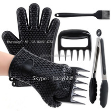 Crazy hot selling simple household bear paws meat claws for BBQ